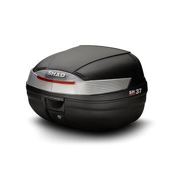 SHAD Vrchní kufr na motorku SH37 černá (130.D0B37100)