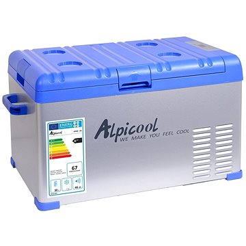 Chladící box kompresor 30l 230/24/12V -20°C (07090)