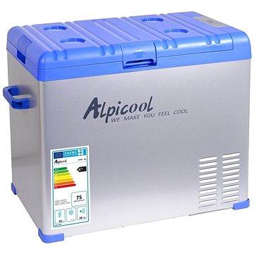 Chladící box kompresor 50l 230/24/12V -20°C (07092)