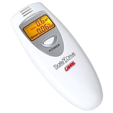 LAMPA Alkoholtester digitální (LAM44002)