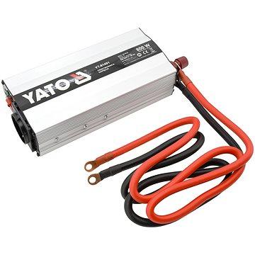 YATO Měnič napětí 12/230V 800W (YT-81491)