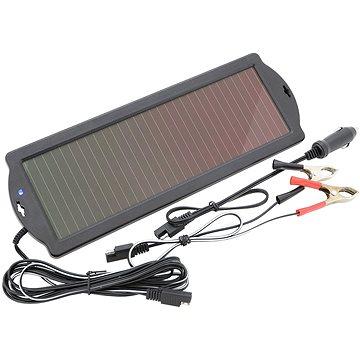 COMPASS Nabíječka 12V solární (8591686071689)