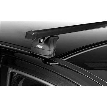 Thule střešní nosič pro SUZUKI, SX4 S-Cross, 5-dr SUV, r.v. 2014->, s integrovanými podélnými nosiči (THS8330)
