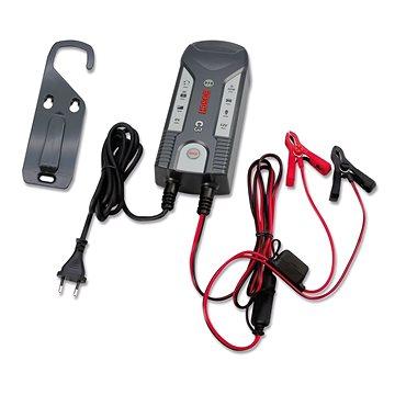 Nabíječka baterií BOSCH C3 6V/12V 3,8A (018999903M)