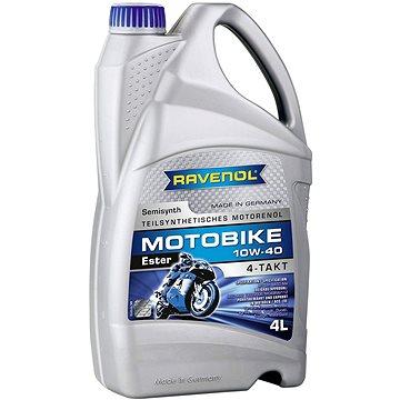 RAVENOL Motobike 4-T Ester 10W-40; 4 L (1172112-004-01-999)