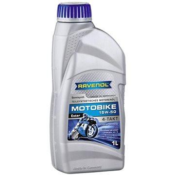 RAVENOL Motobike 4-T Ester 15W50; 1 L (1172113-001-01-999)