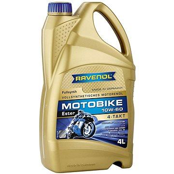 RAVENOL Motobike 4-T Ester 10W60; 4 L (1171104-004-01-999)