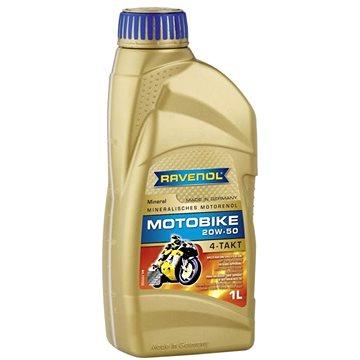 RAVENOL Motobike 4-T Mineral 20W-50; 1 L (1173122-001-01-999)