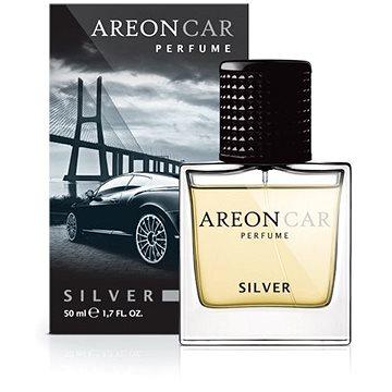 AREON PERFUME GLASS 50ml Silver (MCP05)