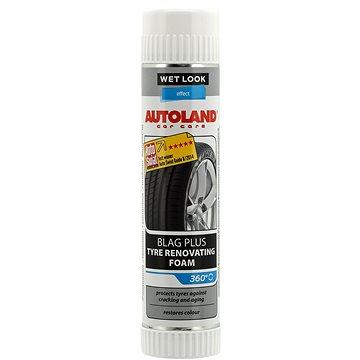 COMPASS Pěna na čištění pneu NANO+spray 400ml (am00375)