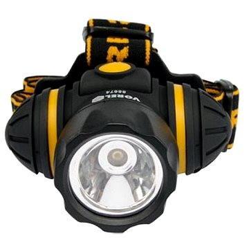 VOREL Lampa montážní 1 LED/1W, 3 funkce svícení (TO-88674)
