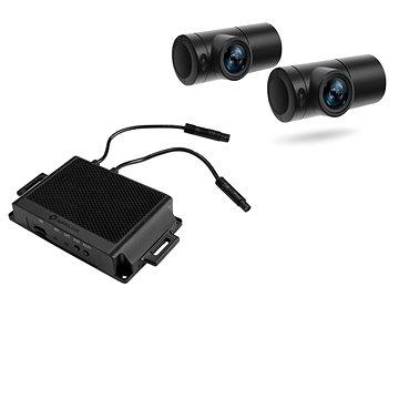 Neoline Palubní kamera do auta, 2-kanálová s parkovacím režimem a GPS a WiFi X53 (NEOLINE X53)