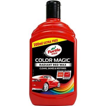 Turte Wax Barevný vosk - červený 300ml + 200ml (TW-53247)