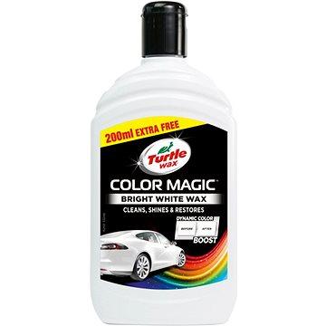 Turte Wax Barevný vosk - bílý 300ml + 200 ml (TW-53248)