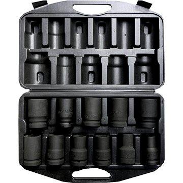 GEKO Sada nástrčných hlavic 1, 11ks, 17-41mm (G10076)