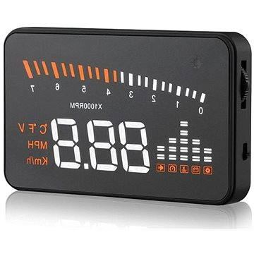 "COMPASS Monitor s HUD projekčním displejem 3.5"" (33568)"