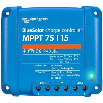 Victron MPPT regulátor BlueSolar 75/15 (SCC010015050R)