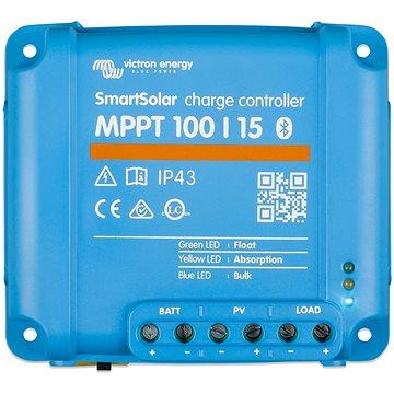 Victron MPPT regulátor SmartSolar 100/15 (SCC110015060R)