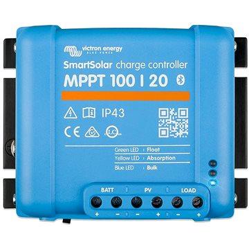 Victron MPPT regulátor SmartSolar 100/20 (SCC110020060R)