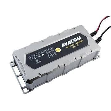 AVACOM Automatická nabíječka 12V 7A pro olověné AGM/GEL akumulátory (14-150Ah) (NAPB-A070-012)