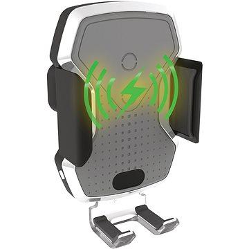 COMPASS LUKE-X bezdrátové nabíjení 10W dark grey (06301)