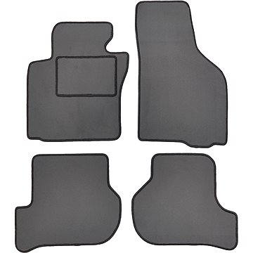 VELCAR textilní autokoberce pro Škoda Roomster (2006-) (CIAK4/0018/FIX)