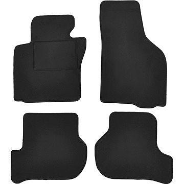 VELCAR textilní autokoberce pro Škoda Roomster (2006-) (CIAK3/0012/FIX)