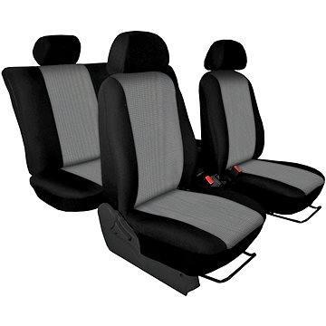 Velcar autopotahy pro Škoda Fabia II Hatchback/Combi (2012-2014) vzor F71 (COT2105AL/F71)