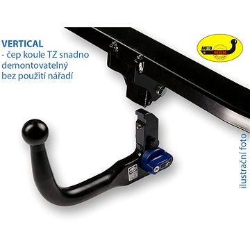 Autohak tažné zařízení pro Škoda Rapid Spaceback 2013- (5HH21VE)