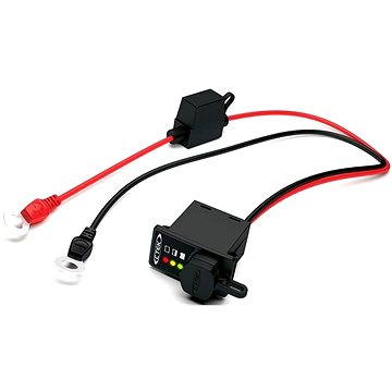 CTEK Konektor komfort panel s indikací (56-380 )