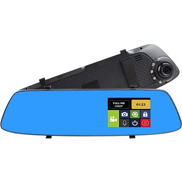 Auto kamera DVR HD Touch Dual + zadní parkovací kamera