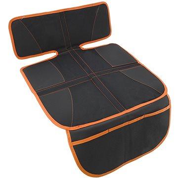 COMPASS Ochranný potah na sedadlo ORANGE (06608)