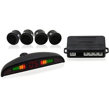 COMPASS parkovací asistent 4 senzory, LED display, bezdrátový (33603)