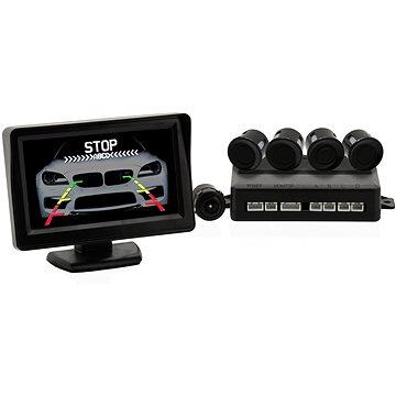 COMPASS Parkovací asistent 4 senzory + zadní kamera (33604)