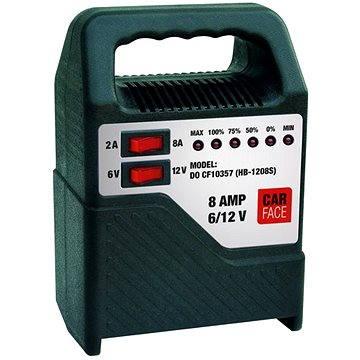 Nabíječka autobaterií 8A 6/12V (DO CF10357)