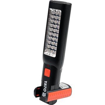 YATO Lampa montážní 30/7 LED, bezpřívodová, 3,6V Ni-MH (YT-08505)