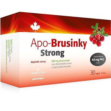 Apo-Brusinky Strong 500 mg 12 kapslí (2828573)