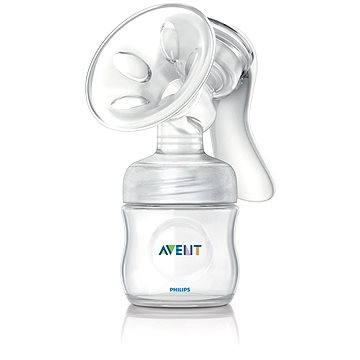 Philips AVENT Manuální odsávačka mateřského mléka Natural (8710103565772)