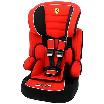 Nania BeLine SP 9–36 kg - Ferrari Corsa (3507460014679)
