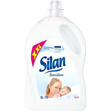 Silan aviváž Sensitive Natural Almond Milk & Aloe Vera 3 l