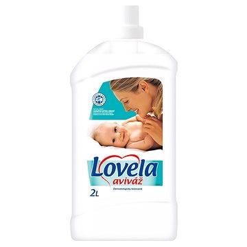 Lovela Sensitive aviváž 2 l + ZDARMA Prací prostředek LOVELA na bíle prádlo 120 ml (1 praní)