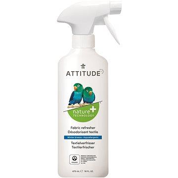Pohlcovač zápachu Attitude Přírodní osvěžovač textilu s vůní ledovce 475 ml (626232526509)