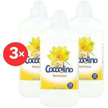 COCCOLINO Simplicity Narcissus 3× 1,45 l (174 praní)