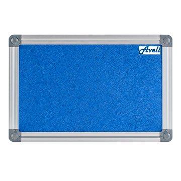 AVELI 45x60cm modrá, hliníkový rám (XRT-00144)