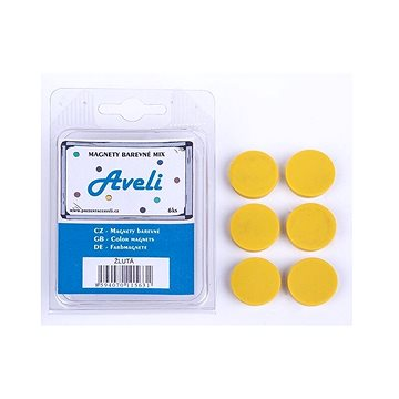 AVELI žlutý (XRT-00100)