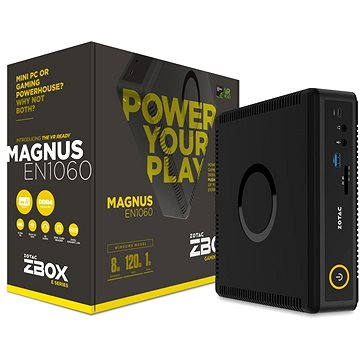 ZOTAC ZBOX Magnus EN 1060 Windows (ZBOX-EN1060-BE-W3B)