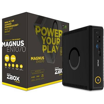 ZOTAC ZBOX Magnus EN 1070 (ZBOX-EN1070-BE)