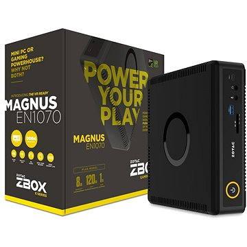 ZOTAC ZBOX Magnus EN 1070 Plus (ZBOX-EN1070-P-BE)