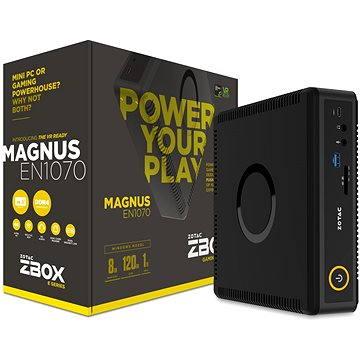 ZOTAC ZBOX Magnus EN 1070 Windows (ZBOX-EN1070-BE-W3B)