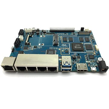 BANANA Pi R2 Router Board (bananaPi-R2)